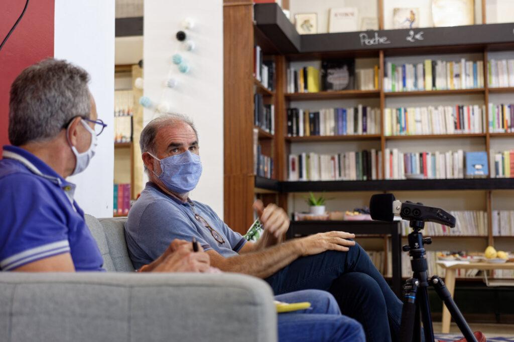 Rencontre de la résilience avec Jean-Pierre Buche au Grin à Clermont-Ferrand