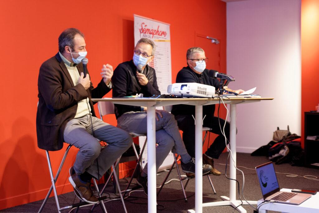 conférences de la résilience #2 - Olivier Tourand et Gilles Lèbre