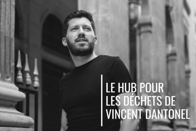 Vincent Dantonel dans Tikographie