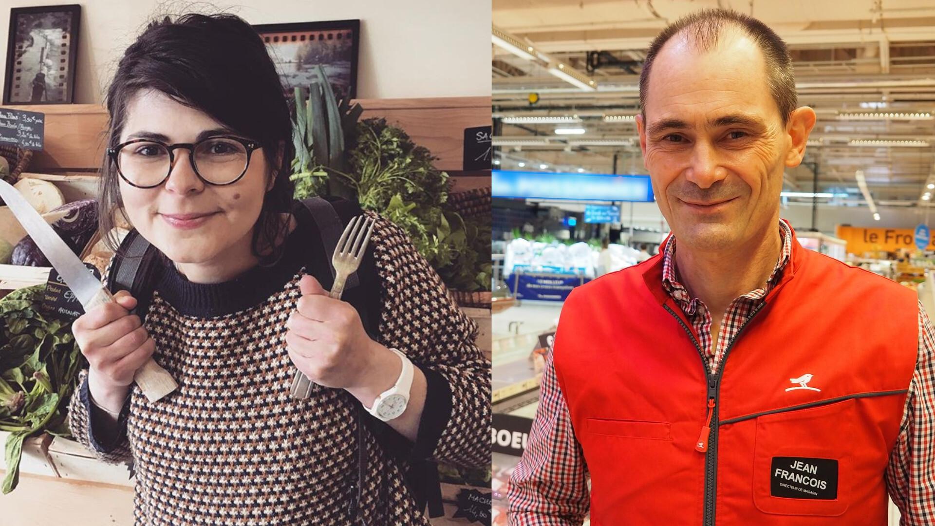 Rencontre résilience 4 Jean-François Moreau et Lucie Vorilhon