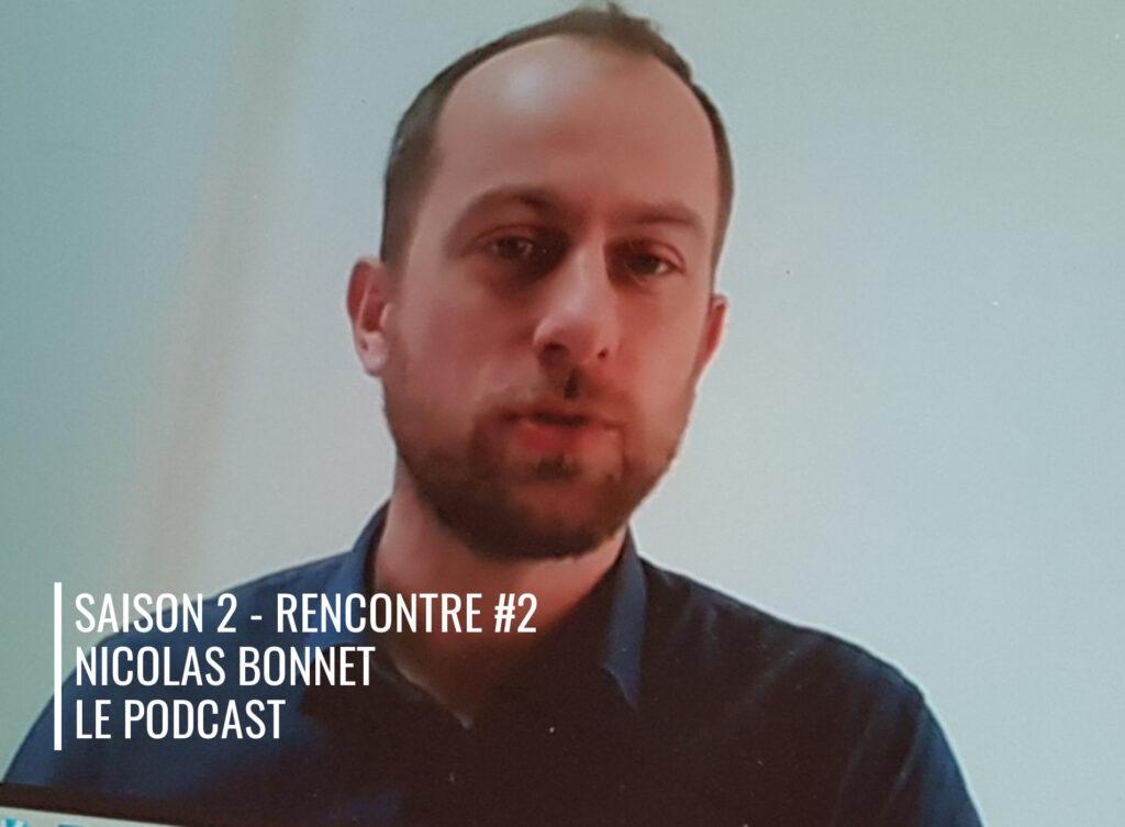 Nicolas Bonnet podcast de la rencontre de la résilience #2 - saison 2 l'eau du robinet