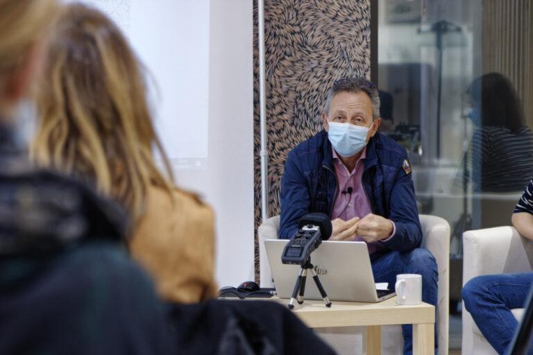 Rencontres de la Résilience, saison 2 épisode 5: l'eau et l'industrie avec Claire Moura de Michelin 26/3/2021