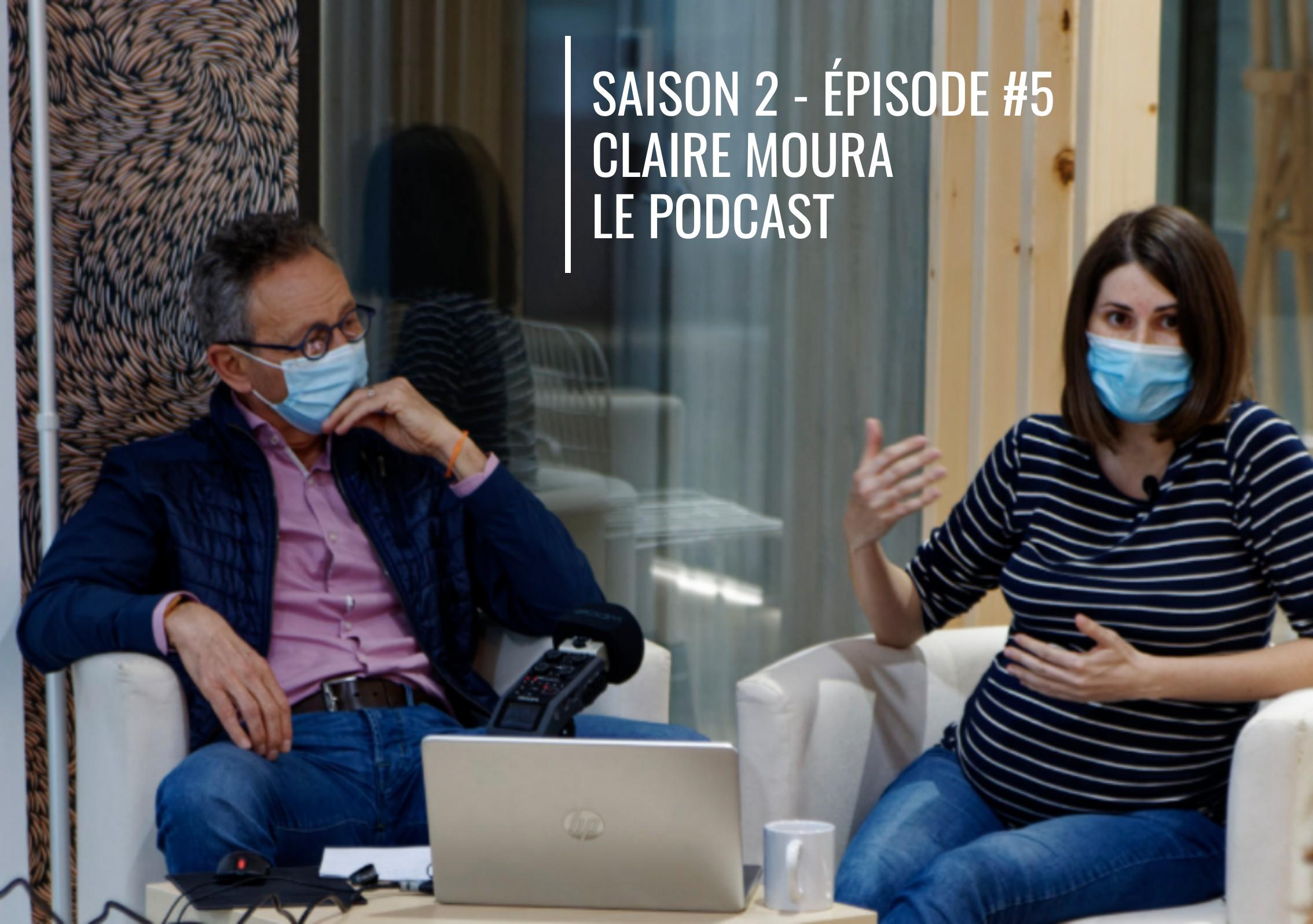 Rencontre de la résilience Saison 2 Episode 5 eau et industrie avec Claire Moura, de Michelin