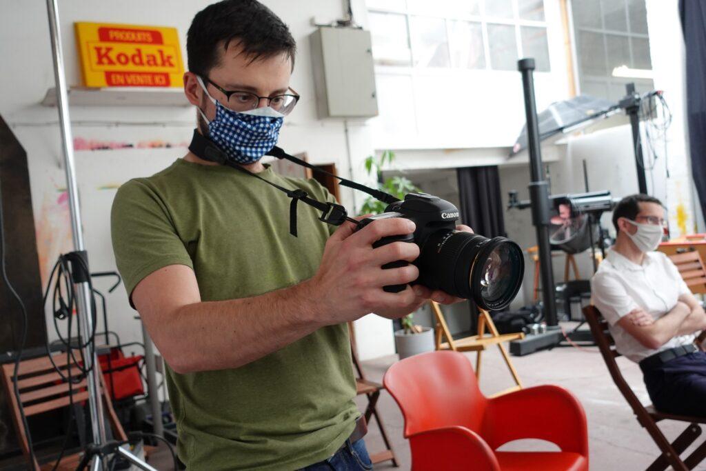 Rencontre de la résilience saison 3 épisode 2 : les mobilités douces pour les transports de marchandises Photo Damien Caillard