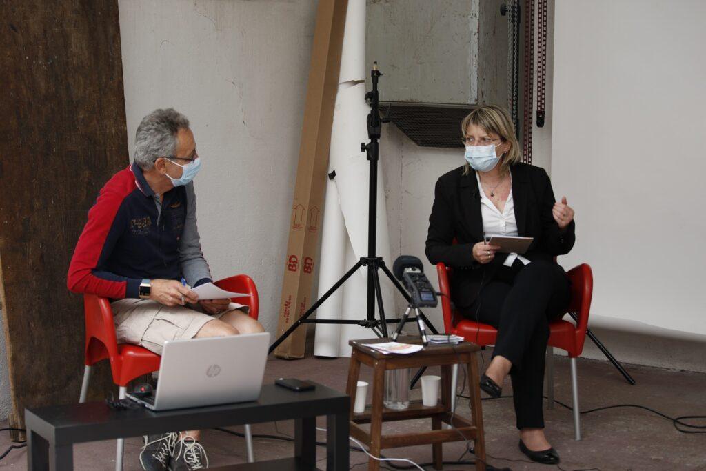 Rencontre de la résilience saison 3 épisode 2 : les mobilités douces pour les transports de marchandises Photo Théo Durand