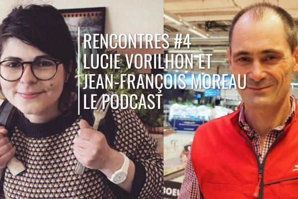 Rencontres #4 Jean-François Moreau et Lucie Vorilhon