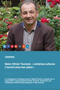 entretien Olivier Tourand dans Tikographie