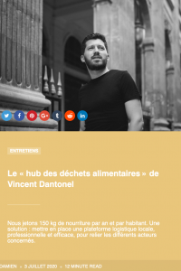Vincent Dantonel - interview à Tikographie