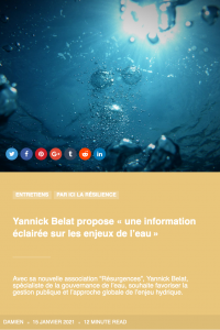 Interview de Yannick Belat à Tilkographie par Damien Caillard