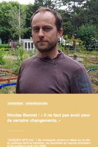 Nicolas Bonnet ITW à Tikographie Juin 2020