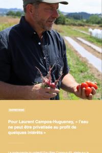 Entretien Laurent Campos pour Tikographie par Damien Caillard